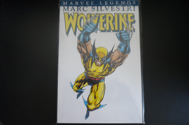 MArvel legends Wolverine 6 Mark Silvestri  Softcover Graphic Novel  (b12)  Marvel