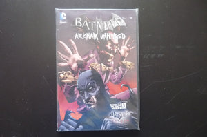 Batman Arkham Unhinged Volume 3 Softcover Graphic Novel  (b8)
