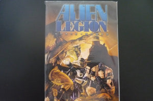 Alien Legion Force Nomad Softcover Graphic Novel (b13)