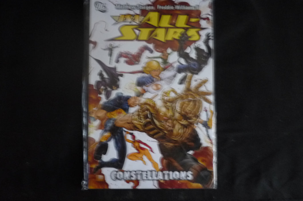 Justice Society of America JSA ALL Stars Constellations (B9) Softcover Graphic Novel