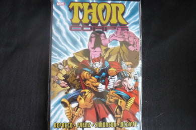 Thor Corps  SoftCover Graphic Novel (b12) Marvel