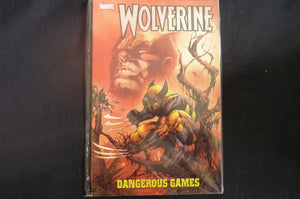 Wolverine Dangerous Games Softcover graphic novel (b10) marvel