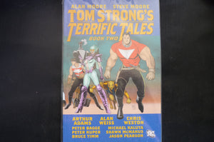 Tom Strong's Terrific Tales book 2   Softcover Graphic Novel   (b21) DC