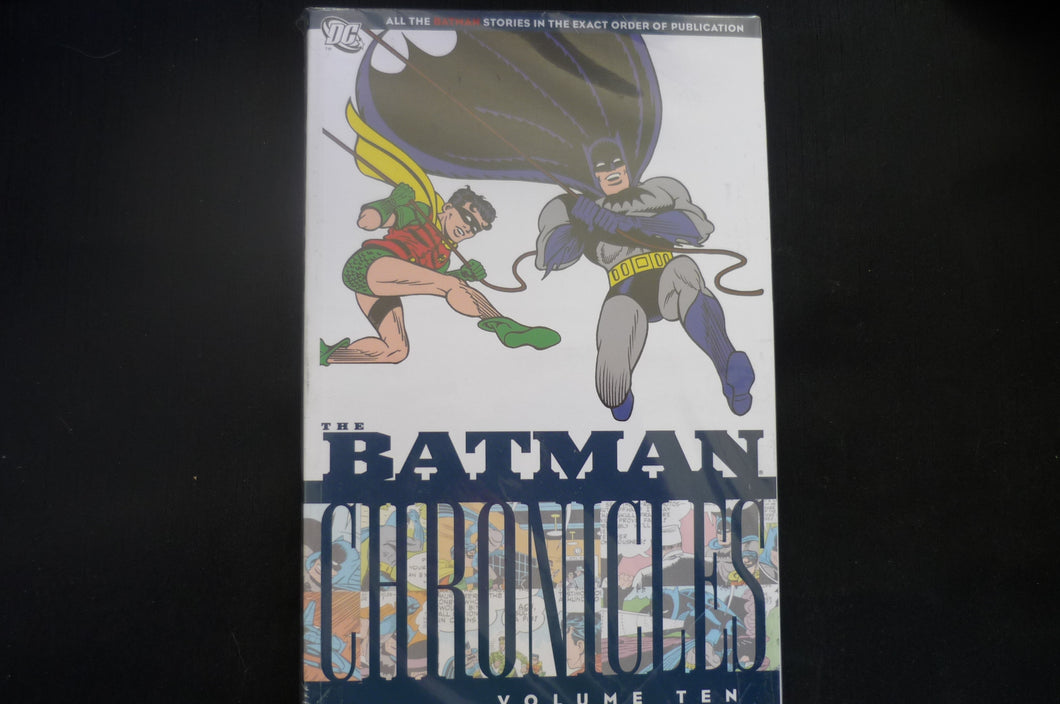 Batman Chronicles 10 Softcover Graphic Novel (b9) DC
