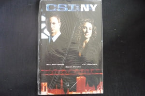 CSI NY Bloody Murder Softcover graphic Novel (b20)