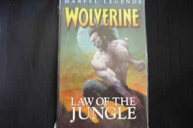 Wolverine Legends 3 Softcover  graphic novel (b12) Marvel