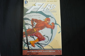 The Flash History Lessons Hardcover graphic novel (b28) DC