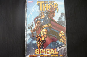 The Mighty Thor Spiral  SoftCover Graphic Novel (b28) Marvel