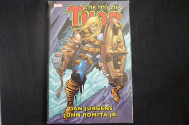 The Mighty Thor 4 Jurgens Romita  SoftCover Graphic Novel (b28) Marvel