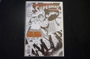 Superman 24 Variant (b28) DC 2013