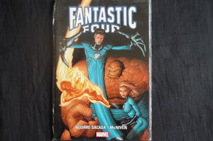 Fantastic Four  vol 1 Wolf at the Door Softcover graphic novel (b28) MArvel Knights