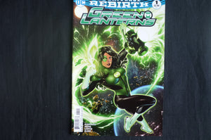 Greens Lantern s 1 Variant  rebirth NM (b11) DC 2016