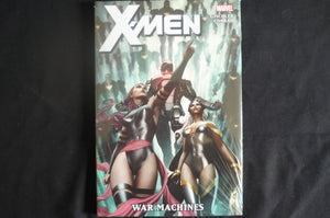 X-men War Machines HArdcover Graphic Novel  (b13) MArvel