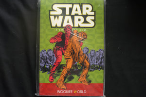 Star Wars A Long Time Ago 6 Wookiee World Softcover Graphic Novel  (b30)