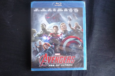 Avengers Age of Ultron Blu-Ray Brand new sealed