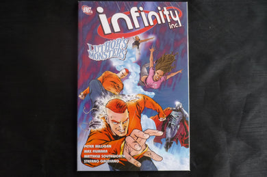 Infinity Luthor's Monsters softcover Graphic novel  (B13) DC