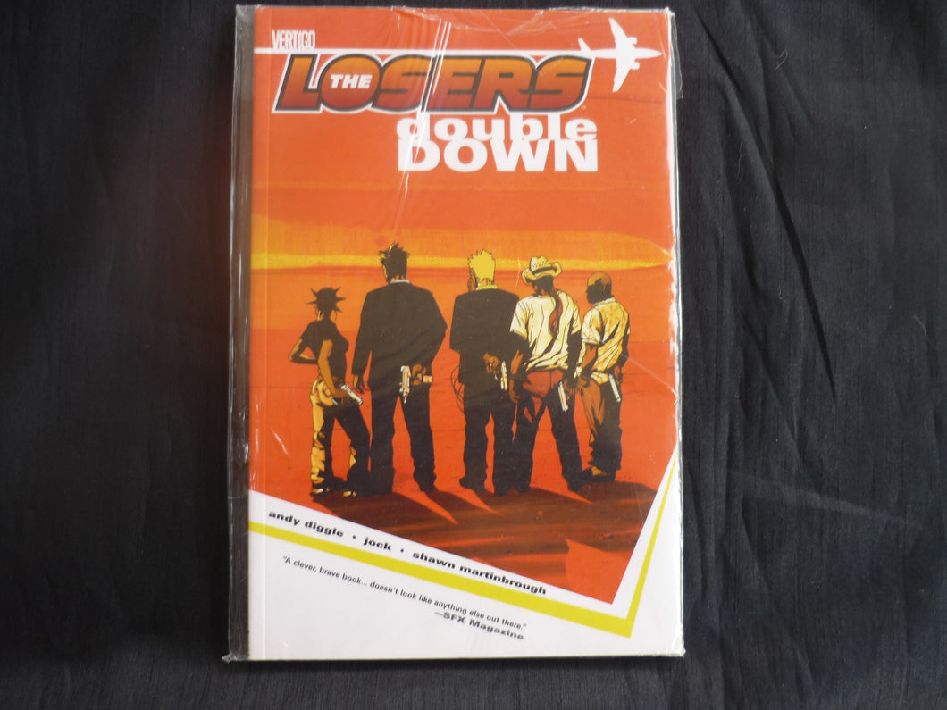 The Losers 2 Double Down Softcover Graphic Novel  (b20) DC