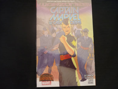 Captain Marvel and the Carol Corps  Softcover Graphic Novel  (b20) MArvel