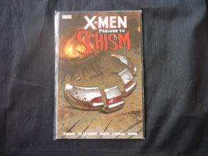 X-men: Prelude To Schism Softcover Graphic Novel  (b9) Marvel