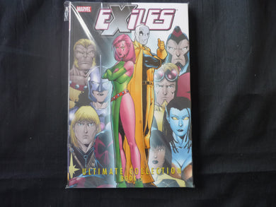 Exiles Ultimate Collection Vol 5 Softcover Graphic Novel  (b9) Marvel
