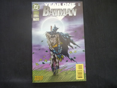 Batman Annual  19 Year One   (b8) DC NM 1995