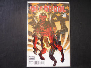 Deadpool 28 2010  (b9) DC NM
