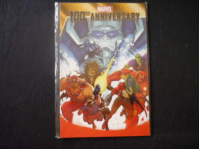 Marvel 100th Anniversary softcover graphic Novel (b9) Avengers, X-men,