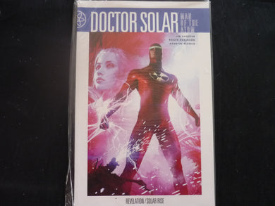 Doctor Solar Man of the Atom softcover Graphic novel  (B3) Dark Horse