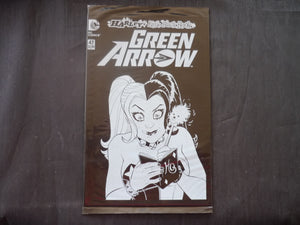 Green Arrow 47 Poly Bagged edition  (b5) Harleys little black Book