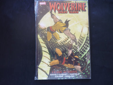 Wolverine First Class Class Action Graphic Novel (b7) DC