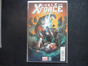 Cable X-force 2 Bagley variant  (b17) Near Mint