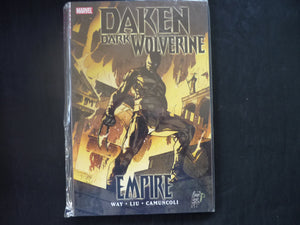 Daken Dark Wolverine Empire softcover Graphic novel  (B17) MArvel