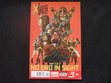 Uncanny X-men Special 1 No end in sight   (B17) NM 2014