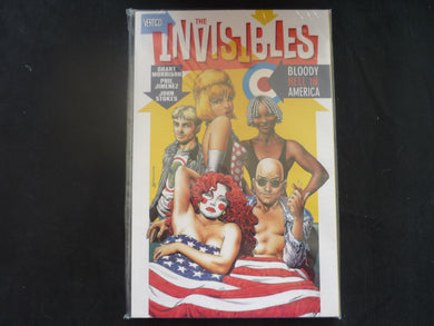 The Invisibles : Bloody Hell In America Vol 04 Soft Cover graphic novel (b19)