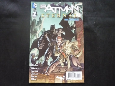 Batman Eternal 1 Variant   (B28) NM