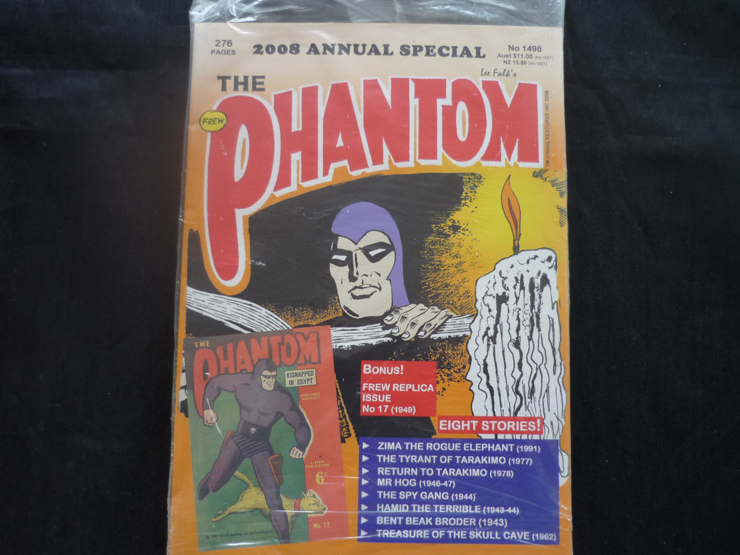 Phantom 1498 2008 Annual   sealed  (b20)