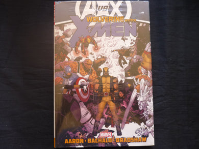 Wolverine and the X-men 3 A vs X Graphic Novel   (b21)