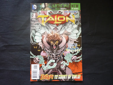 Talon 1  (b29) Marvel 2014 NM