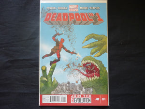 Deadpool 1 2013 (b29) Marvel 2013 NM