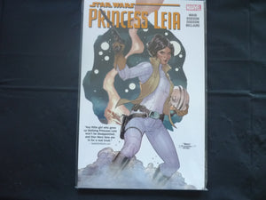 Princess Leia vol 1  Softcover graphic Novel Web Store Special  Star Wars