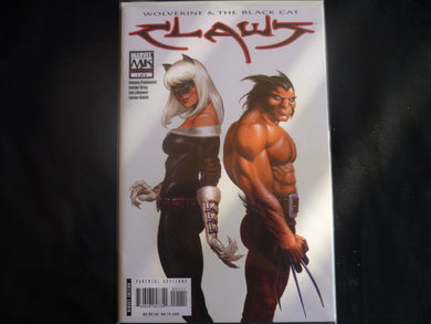 Wolverine & the Black cat Claws issue 1 (B7) Near Mint