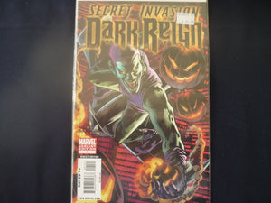 Secret Invasion Dark Reign 1 Hitch variant Marvel (b6) near mInt