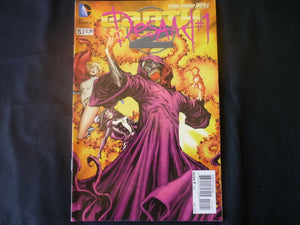 DC Earth 2  15.1 Standard cover Desaad (B5) NM