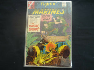 Charlton Comics Fightin MArines issue 71 (B4) 1966 Good Condition