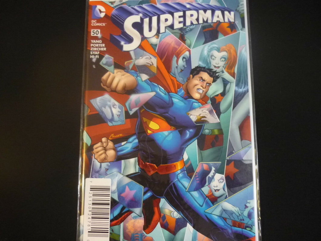 Superman 50 Dynamic Forces DF variant (B3)
