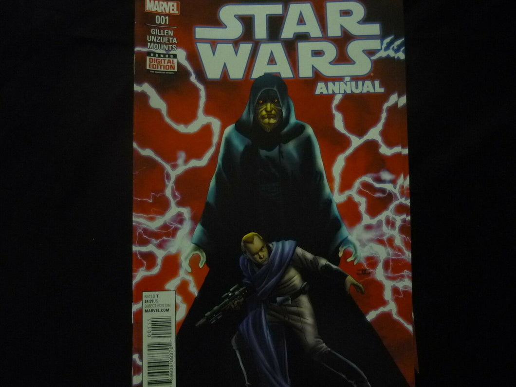 Star wars Annual 1 first print (2016) (B29) Marvel Near mint