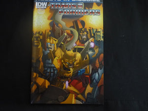 Transformers Robots in Disguise iss 16 Cover B (2013) (b3) Near mint