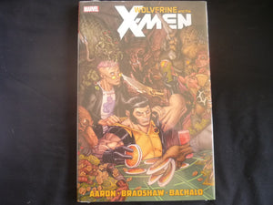 Wolverine & The X-men By Jason Aaron - Volume 2  Hard Cover Graphic Novel (b6) Marvel