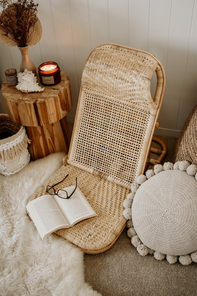 Rattan Beach Chair - Sol Lounger