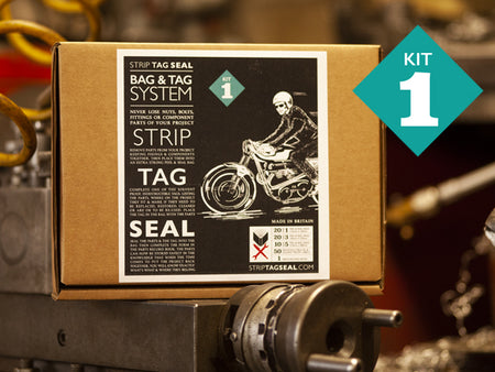 Strip Tag Seal Kit 1
